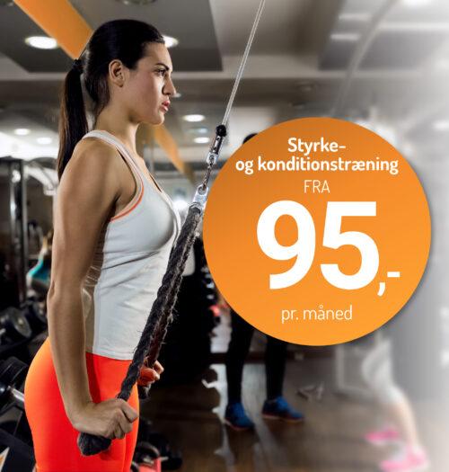 dansk fitness sundhedscenter nykøbing f